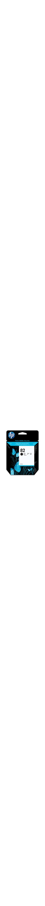 HP No.82 Ink Cartridge - Black