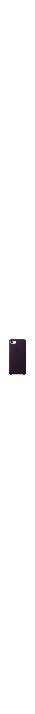 Apple Case for Apple iPhone 7, iPhone 8 Smartphone - Dark Aubergine
