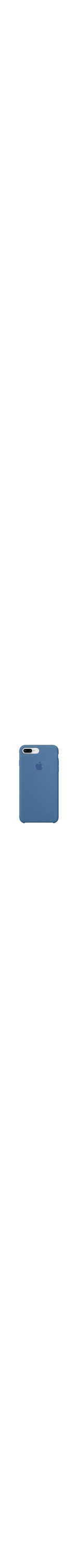 Apple Case for Apple iPhone 7 Plus, iPhone 8 Plus Smartphone - Blue Denim