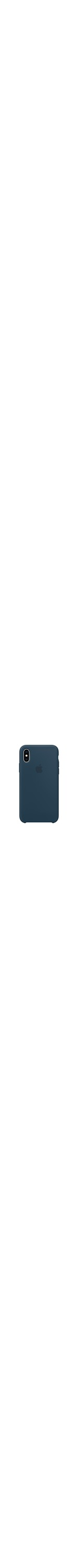 Apple Case for Apple iPhone XS Smartphone - Pacific Green