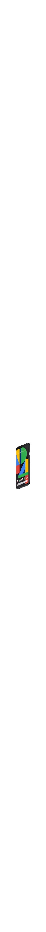 Google Pixel 4 128 GB Smartphone - 14.5 cm 5.7And#34; Full HD Plus - 6 GB RAM - Android 10 - 4G - Just Black