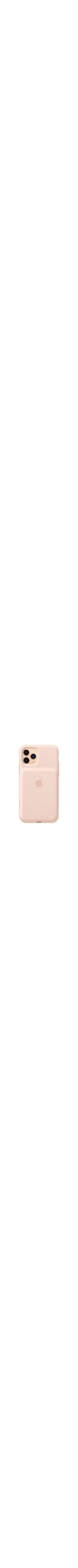 Apple Case for Apple iPhone 11 Pro Smartphone - Pink Sand