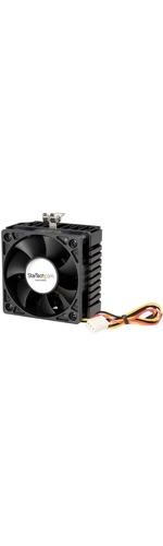 StarTech.com 65x60x45mm Socket 7/370 CPU Cooler Fan w/ Heatsink Andamp; TX3 connector - 58 mm