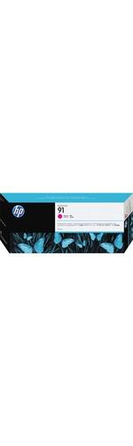 HP No. 91 Ink Cartridge - Magenta