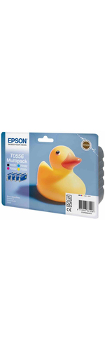 Epson DURABrite T0556 Ink Cartridge - Black