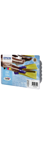 Epson C13T58464010 Print Cartridge/Paper Kit