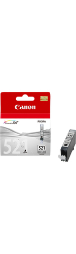 Canon CLI- 521GY Ink Cartridge - Grey