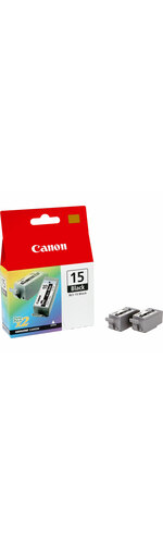 Canon BCI-15 Ink Cartridge - Black