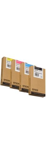 Epson C13T612400 Ink Cartridge - Yellow