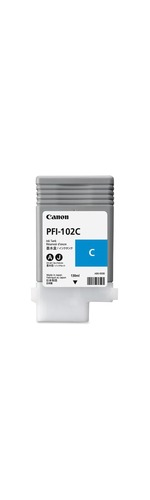 Canon 0896B001AA Ink Cartridge - Cyan