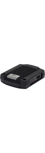 AXIS Q7401 Video Encoder - External - 720 x 576 - NTSC, PAL - Composite VideoAudio Line In - Audio Line Out
