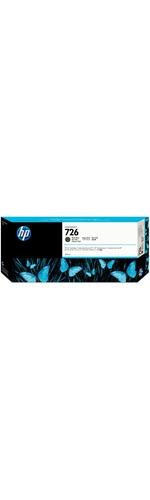 HP No.726 Ink Cartridge - Matte Black