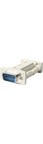 StarTech.com DB9 RS232 Serial Null Modem Adapter - M/F