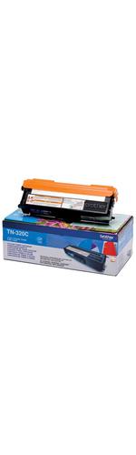 Brother TN320C Toner Cartridge - Cyan