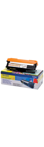 Brother TN320Y Toner Cartridge - Yellow