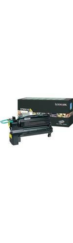 Lexmark X792X1YG Toner Cartridge - Yellow