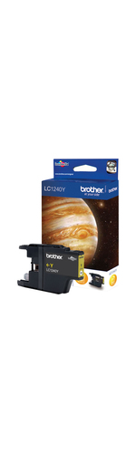 Brother LC1240Y Ink Cartridge - Yellow