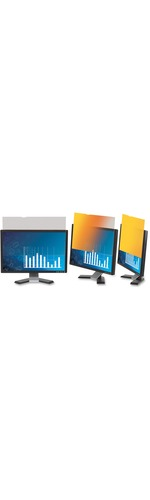 3M Gold GPF17.0 Gold Privacy Screen Filter - 1 x Box - For 43.2 cm 17And#34; Monitor