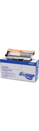 Brother TN2010 Toner Cartridge - Black - Laser - 1000 Page - 1 Pack