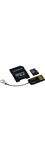 Kingston MBLY10G2/32GB 32 GB microSDHC - Class 10 - 1 Card