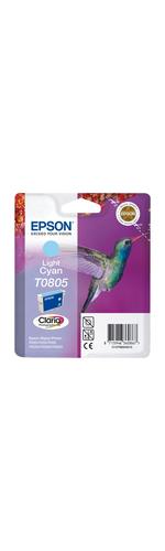 Epson Claria T0805 Ink Cartridge - Light Cyan