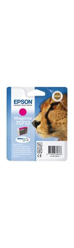 Epson DURABrite Ultra T0713 Ink Cartridge - Magenta