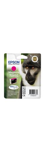 Epson DURABrite Ultra T0893 Ink Cartridge - Magenta