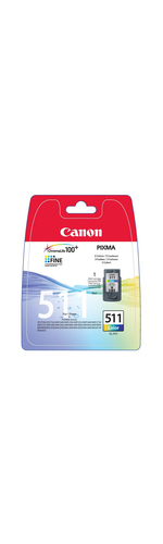 Canon CL-511 Ink Cartridge - Colour
