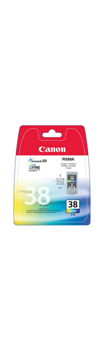 Canon CL-38 Ink Cartridge - Colour