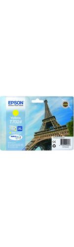 Epson DURABrite Ultra C13T70244010 Ink Cartridge - Yellow