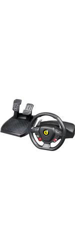 Thrustmaster Ferrari 458 Italia Gaming Steering Wheel, Gaming Pedal
