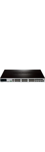 D-Link xStack DGS-3420-28TC 20 Ports Manageable Layer 3 Switch