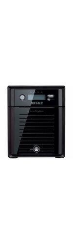 Buffalo TeraStation TS5400D1604 4 x Total Bays Network Storage Server - 1 x Intel Atom D2550 Dual-core 2 Core 1.86 GHz - 16 TB HDD 4 x 4 TB - 2 GB RAM DDR3 SDRAM