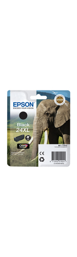 Epson Claria 24XL Ink Cartridge - Black