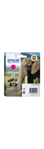 Epson Claria 24 Ink Cartridge - Magenta