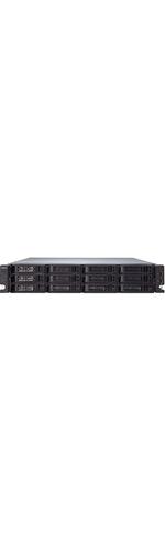 Buffalo TeraStation TS-2RZH24T12D 12 x Total Bays Network Storage Server - 2U - Rack-mountable - Intel Xeon E3-1275 Quad-core 4 Core 3.40 GHz - 24 TB HDD 12 x 2 T