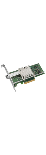 Intel X520-LR1 10Gigabit Ethernet Card for PC - PCI Express x8 - 1 Ports - Optical Fiber - Low-profile, Full-height - Bulk