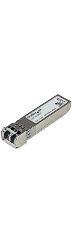 StarTech.com Cisco Compatible 10GBase-SR SFPplus Fiber Transceiver Module 850nm MM LC w/DDM - 300m - 1 x 10GBase-SR
