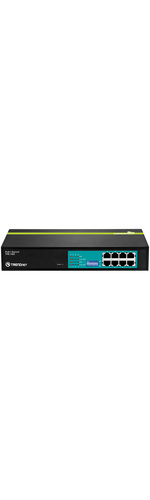 TRENDnet TPE-T80 8 Ports Ethernet Switch