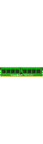 Kingston ValueRAM RAM Module - 8 GB 1 x 8 GB - DDR3 SDRAM - 1600 MHz DDR3-1600/PC3-12800 - 1.50 V - ECC - Registered - CL11 - 240-pin - DIMM
