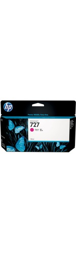 HP 727 Ink Cartridge - Magenta