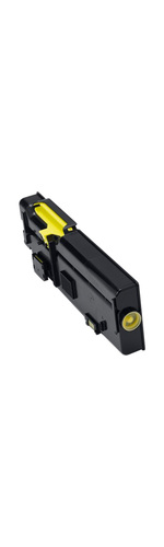Dell Yellow 1200 Page Toner Cartridge