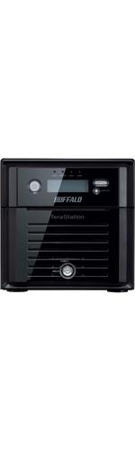 Buffalo TeraStation WS5200DWR2 2 x Total Bays NAS Server - Mini-tower - Intel Atom D2550 Dual-core 2 Core 1.86 GHz - 4 TB HDD 2 x 2 TB - 4 GB RAM DDR3 SDRAM - Se