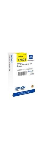 Epson Yellow Ink Cartridge - C13T789440