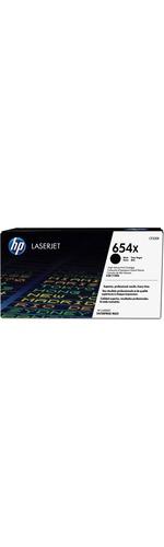 HP 654X Toner Cartridge - Black