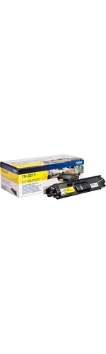 Brother TN-321Y Toner Cartridge - Yellow