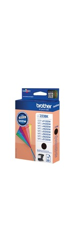 Brother LC-223BK Ink Cartridge - Black