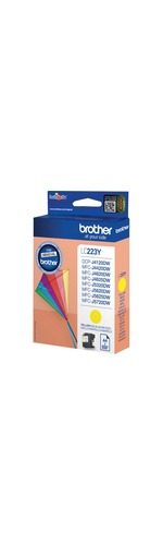 Brother LC-223Y Ink Cartridge - Yellow