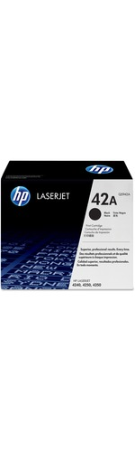 HP Q5942A Toner Cartridge - Black