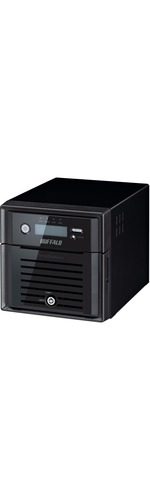 Buffalo TeraStation TS5200DWR 2 x Total Bays NAS Server - 1 x Intel Atom D2550 Dual-core 2 Core 1.86 GHz - 2 TB HDD - 2 GB RAM DDR3 SDRAM - Serial ATA/300 - RAID S